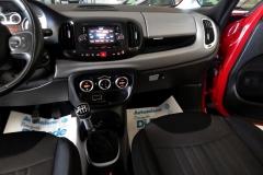 FIAT 500L LIVING 1600 DIESEL AZIENDALE USATA MATERA BARI TARANTO 56