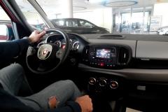 FIAT 500L LIVING 1600 DIESEL AZIENDALE USATA MATERA BARI TARANTO 57a