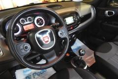 FIAT 500L LIVING USATO 1.6 MJT MATERA BARI 34