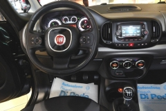 FIAT 500L LIVING USATO 1.6 MJT MATERA BARI 35