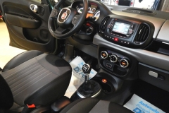 FIAT 500L LIVING USATO 1.6 MJT MATERA BARI 36