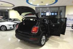 FIAT 500X 1600 MJT DIESEL USATO MATERA 12
