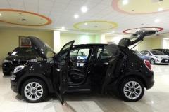 FIAT 500X 1600 MJT DIESEL USATO MATERA 14