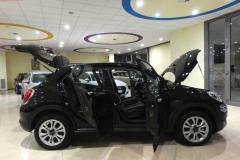 FIAT 500X 1600 MJT DIESEL USATO MATERA 16