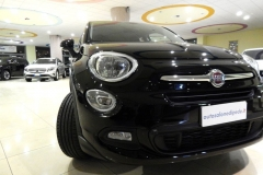 FIAT 500X 1600 MJT DIESEL USATO MATERA 20