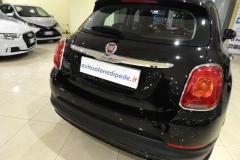 FIAT 500X 1600 MJT DIESEL USATO MATERA 28