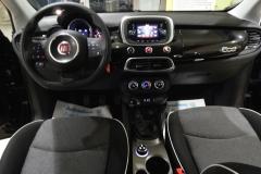 FIAT 500X 1600 MJT DIESEL USATO MATERA 37