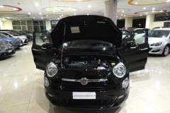 FIAT 500X 1600 MJT DIESEL USATO MATERA 8