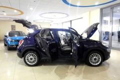 FIAT 500X USATA SEMESTRALE AZIENDALE MATERA BARI 17