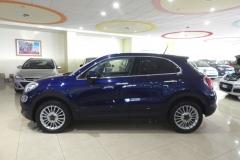 FIAT 500X USATA SEMESTRALE AZIENDALE MATERA BARI 18