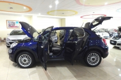 FIAT 500X USATA SEMESTRALE AZIENDALE MATERA BARI 19