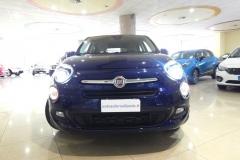 FIAT 500X USATA SEMESTRALE AZIENDALE MATERA BARI 20