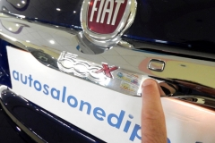 FIAT 500X USATA SEMESTRALE AZIENDALE MATERA BARI 30
