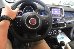 FIAT 500X USATA SEMESTRALE AZIENDALE MATERA BARI 47