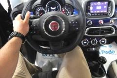 FIAT 500X USATA SEMESTRALE AZIENDALE MATERA BARI 49