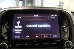 FIAT 500X USATA SEMESTRALE AZIENDALE MATERA BARI 52