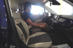 FIAT 500X USATA SEMESTRALE AZIENDALE MATERA BARI 76