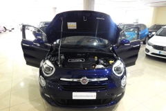 FIAT 500X USATA SEMESTRALE AZIENDALE MATERA BARI 8