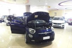 FIAT 500X USATA SEMESTRALE AZIENDALE MATERA BARI 9
