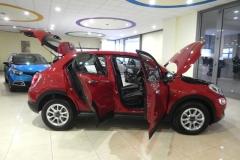 FIAT 500X USATA AZIENDALE MATERA BARI TARANTO POTENZA 17