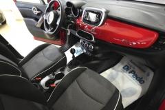 FIAT 500X USATA AZIENDALE MATERA BARI TARANTO POTENZA 32