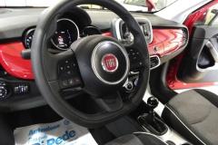 FIAT 500X USATA AZIENDALE MATERA BARI TARANTO POTENZA 33
