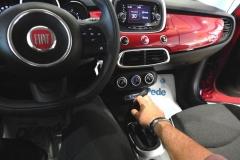 FIAT 500X USATA AZIENDALE MATERA BARI TARANTO POTENZA 40