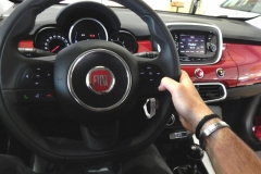 FIAT 500X USATA AZIENDALE MATERA BARI TARANTO POTENZA 42