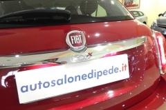 FIAT 500X USATA AZIENDALE MATERA BARI TARANTO POTENZA 61
