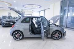 FIAT 500 ABARTH 595 USATO 17