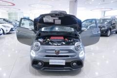 FIAT 500 ABARTH 595 USATO 8
