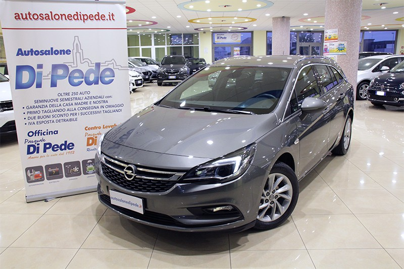Opel Astra 1 Copertina S
