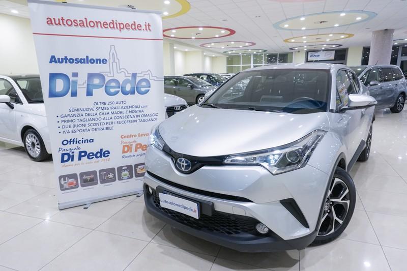 Toyota CHR Usata 1