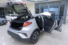 Toyota CHR Usata 10