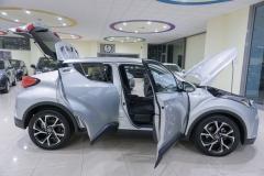 Toyota CHR Usata 17