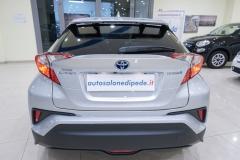 Toyota CHR Usata 5