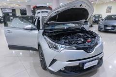 Toyota CHR Usata 9