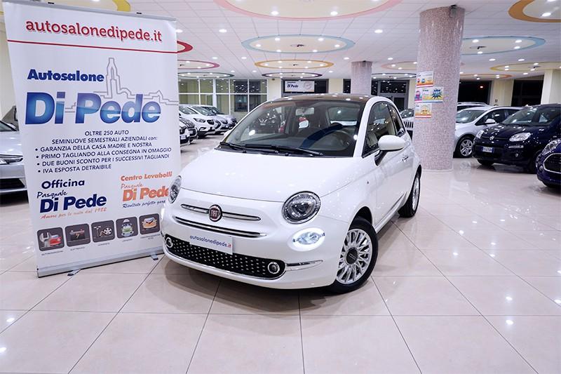 Fiat 500 Bianca 1 copertina S