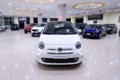 Fiat 500 Bianca 1