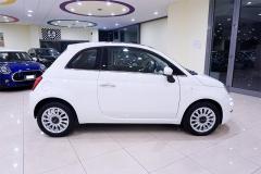 Fiat 500 Bianca 12