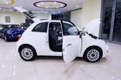 Fiat 500 Bianca 13