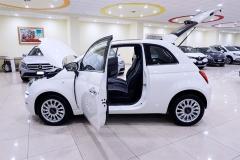 Fiat 500 Bianca 15