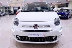 Fiat 500 Bianca 16