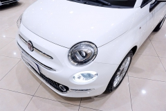 Fiat 500 Bianca 17