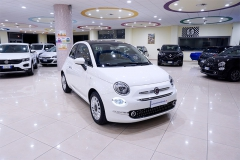 Fiat 500 Bianca 2