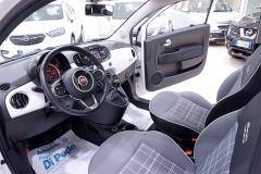 Fiat 500 Bianca 30