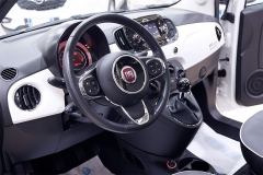 Fiat 500 Bianca 33