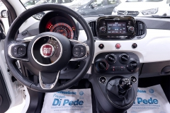 Fiat 500 Bianca 34