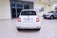 Fiat 500 Bianca 4