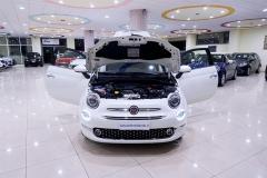 Fiat 500 Bianca 7